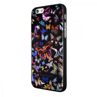 Christian Lacroix Butterfly ブラック コレクションケース iPhone 6