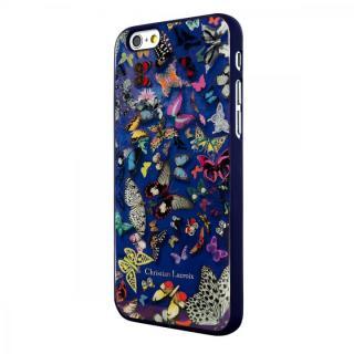 iPhone6 ケース Christian Lacroix Butterfly ブルー コレクションケース iPhone 6