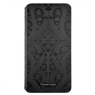 【iPhone6ケース】Christian Lacroix Paseo ブラック 手帳型コレクションケース iPhone 6_1