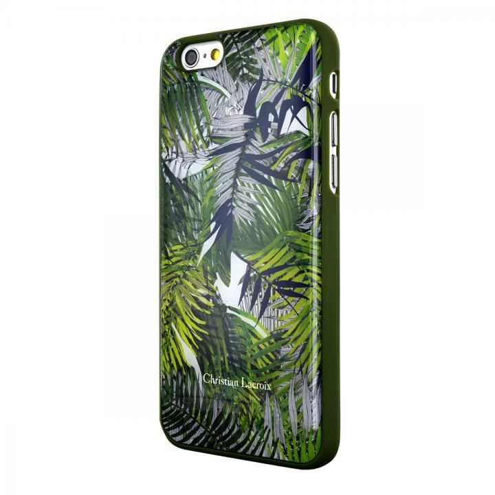 iPhone6 ケース Christian Lacroix Eden Roc グリーン コレクションケース iPhone 6_0
