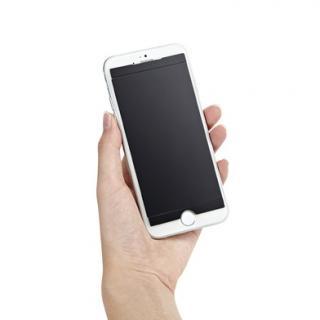 【iPhone6s/6フィルム】貼って剥がせる覗き見防止シート ブラック iPhone 6_2