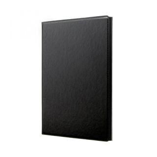 極薄一枚革フラップケース「PAGE」 ブラック iPad mini(2019)/iPad mini 4