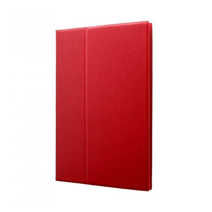 薄型手帳型ケース 「PRIME」 レッド iPad mini(2019)/iPad mini 4_0