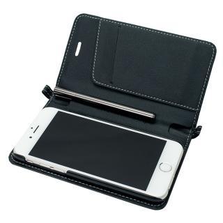 Su-Penホルダー付手帳型ケース+Su-Penスペシャルセット ブラック+ブラックニッケル iPhone 6