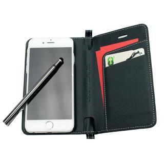 【iPhone6ケース】Su-Penホルダー付手帳型ケース+Su-Penスペシャルセット ブラック+ブラックニッケル iPhone 6_2