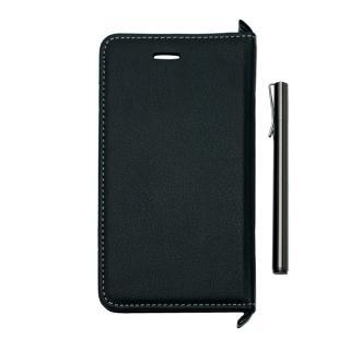 【iPhone6ケース】Su-Penホルダー付手帳型ケース+Su-Penスペシャルセット ブラック+ブラックニッケル iPhone 6_3
