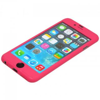 【iPhone6ケース】極薄ハードケース ZENDO Nano Skin ピンク iPhone 6_1