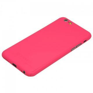 【iPhone6ケース】極薄ハードケース ZENDO Nano Skin ピンク iPhone 6_2