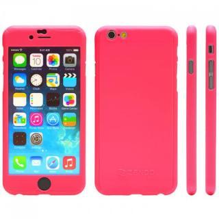 【iPhone6ケース】極薄ハードケース ZENDO Nano Skin ピンク iPhone 6_3