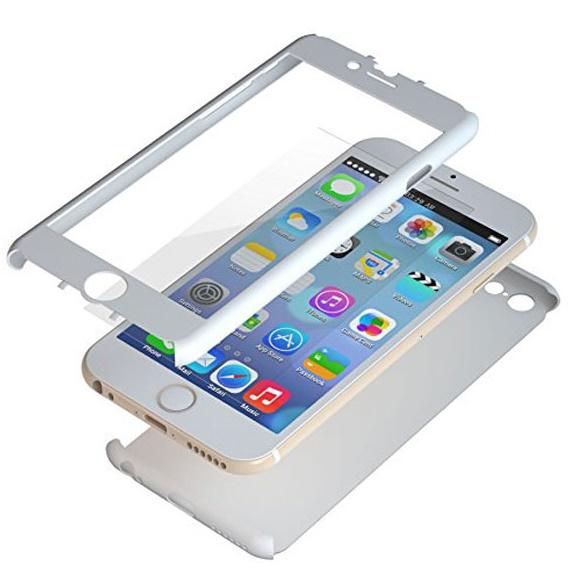 【iPhone6ケース】極薄ハードケース ZENDO Nano Skin ホワイト iPhone 6_0