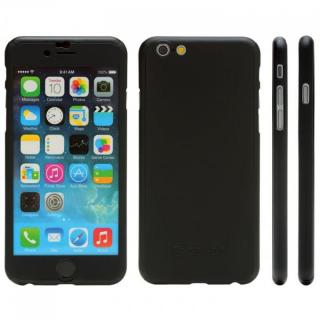 【iPhone6ケース】極薄ハードケース ZENDO Nano Skin ブラック iPhone 6_3