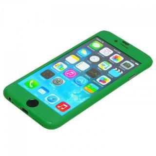 【iPhone6ケース】極薄ハードケース ZENDO Nano Skin グリーン iPhone 6_1