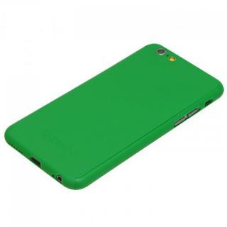 【iPhone6ケース】極薄ハードケース ZENDO Nano Skin グリーン iPhone 6_2