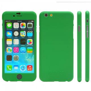 【iPhone6ケース】極薄ハードケース ZENDO Nano Skin グリーン iPhone 6_3