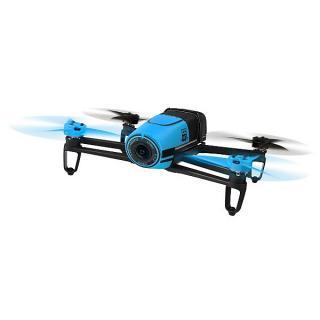 軽量クアッドコプター BEBOP DRONE ブルー