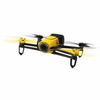 軽量クアッドコプター BEBOP DRONE イエロー