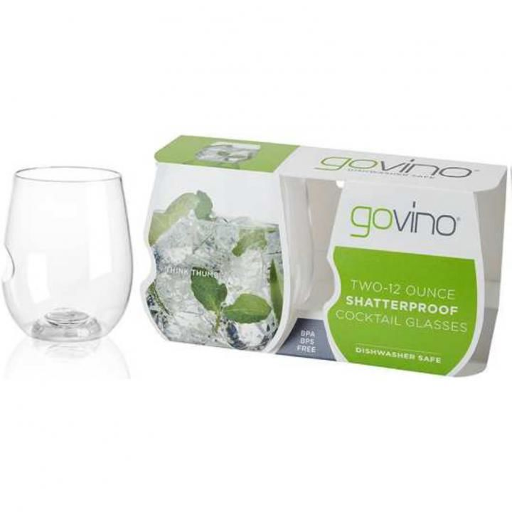 GOVINO 白ワイン用グラス 2個セット_0