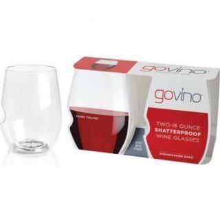 GOVINO 赤ワイン用グラス 2個セット