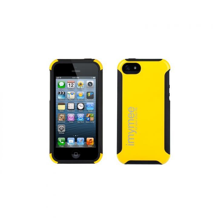 iPhone SE/5s/5 ケース 【iPhone SE/5s/5】LANCER Yellow_0