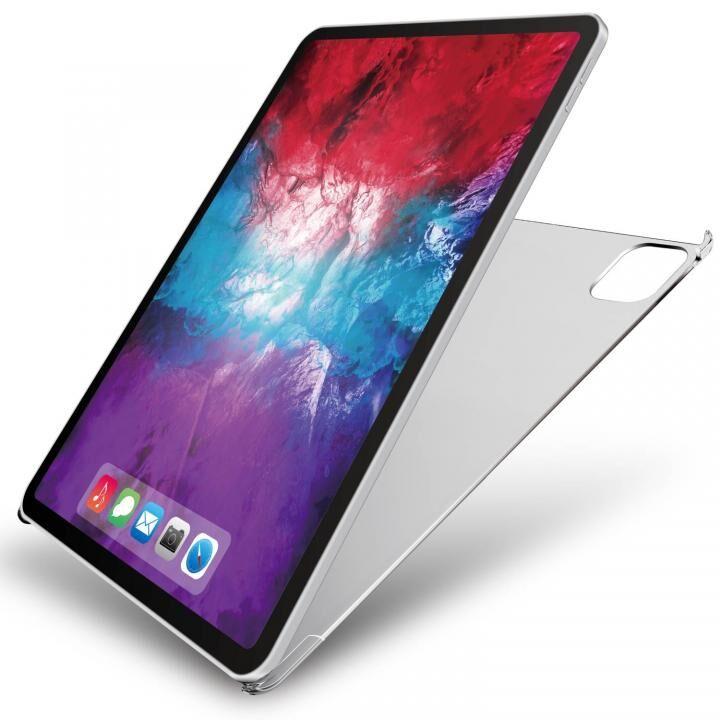 カバー ポリカーボネート製ハードケース スマートカバー対応 薄型 iPad Pro 2020 11インチ_0