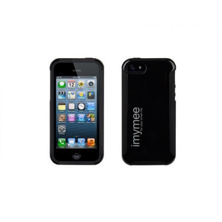 【iPhone SE/5s/5】LANCER Black