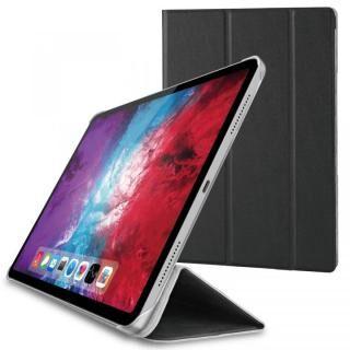 手帳型 耐衝撃 超薄型 軽量 ブラック iPad Pro 2020 11インチ