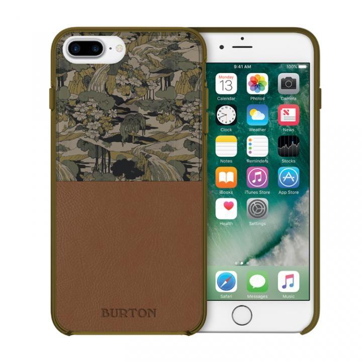2トーンデザインケース Burton Pacifist Camo iPhone 8 Plus/7 Plus/6s Plus/6 Plus