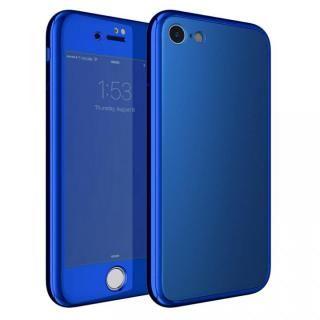 893324f38b iPhone7 ケース [AppBank限定]Monolith7 フルカバーケース マットブルー