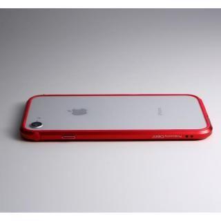 【iPhone8/7/6s/6ケース】Deff アルミニウム/TPU 軽量バンパー AERO レッド iPhone 8/7/6s/6_1