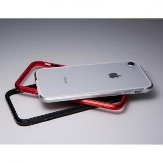 【iPhone8/7/6s/6ケース】Deff アルミニウム/TPU 軽量バンパー AERO レッド iPhone 8/7/6s/6_2