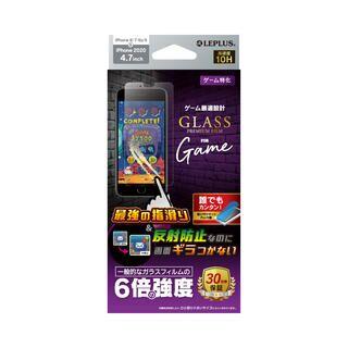 iPhone SE 第2世代 フィルム ガラスフィルム「GLASS PREMIUM FILM」 ドラゴントレイル スタンダードサイズ ゲーム特化 iPhone SE 第2世代