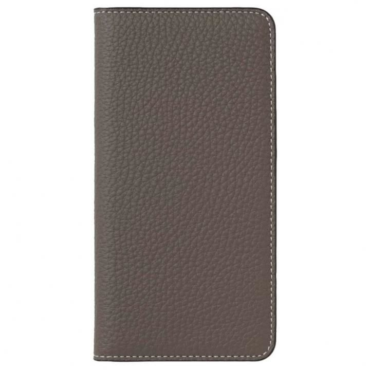 iPhone8/7 ケース LORNA PASSONI German Shrunken Calf Folio Case for iPhone 8/iPhone 7 [Taupe]_0