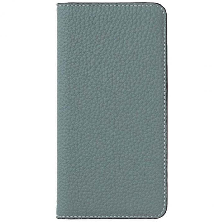 iPhone8/7 ケース LORNA PASSONI German Shrunken Calf Folio Case for iPhone 8/iPhone 7 [Light Blue]_0