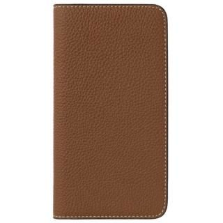 iPhone8 Plus/7 Plus ケース LORNA PASSONI German Shrunken Calf Folio Case for iPhone 8 Plus/iPhone 7 Plus [Teak]