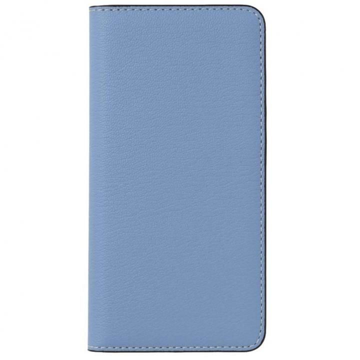 iPhone8/7 ケース LORNA PASSONI France ALRAN Folio Case for iPhone 8/iPhone 7 [Blue Vista]_0