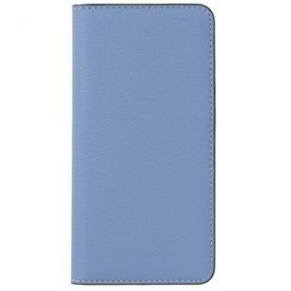 【iPhone7 ケース】LORNA PASSONI France ALRAN Folio Case for iPhone 8/iPhone 7 [Blue Vista]