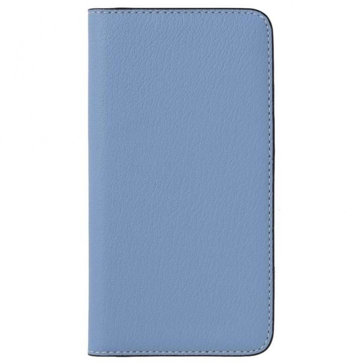 【iPhone8 Plus/7 Plusケース】LORNA PASSONI France ALRAN Folio Case for iPhone 8 Plus/iPhone 7 Plus [Blue Vista]【3月上旬】_0