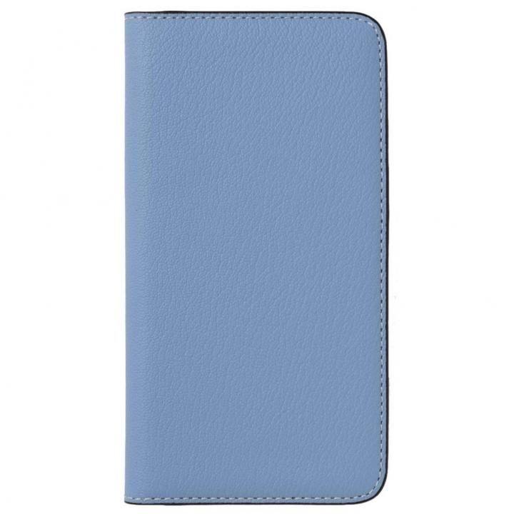 【iPhone8 Plus/7 Plusケース】LORNA PASSONI France ALRAN Folio Case for iPhone 8 Plus/iPhone 7 Plus [Blue Vista]【10月下旬】_0