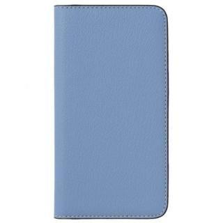 LORNA PASSONI France ALRAN Folio Case for iPhone 8 Plus/iPhone 7 Plus [Blue Vista]