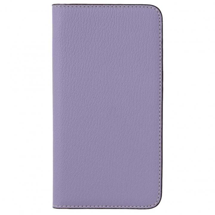 【iPhone8 Plus/7 Plusケース】LORNA PASSONI France ALRAN Folio Case for iPhone 8 Plus/iPhone 7 Plus [Lavande]_0
