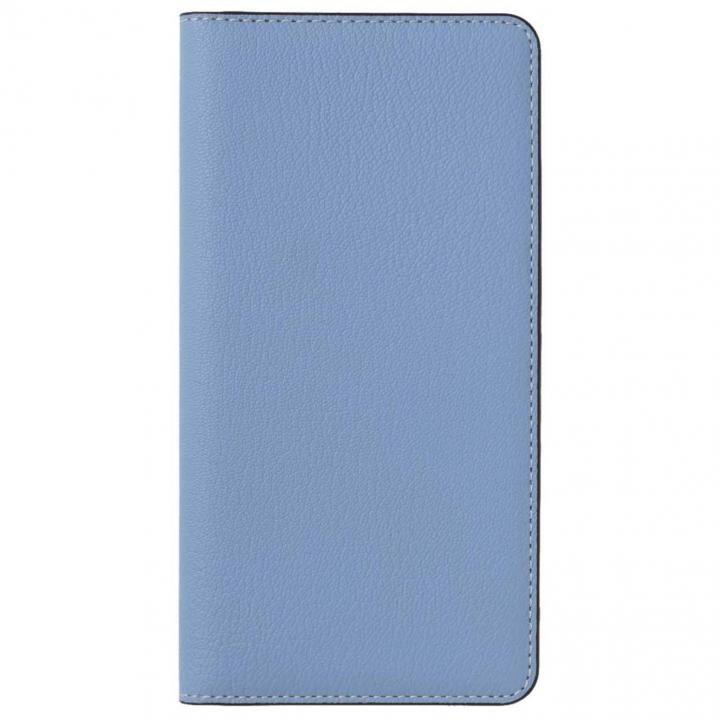 iPhone XS/X ケース LORNA PASSONI France ALRAN Folio Case for iPhone XS/X [Blue Vista]_0