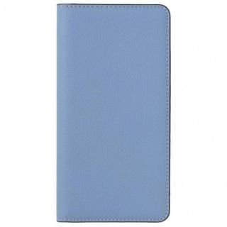 iPhone XS/X ケース LORNA PASSONI France ALRAN Folio Case for iPhone XS/X [Blue Vista]