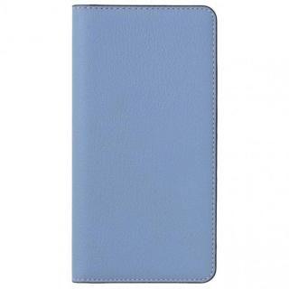 iPhone XS/X ケース LORNA PASSONI France ALRAN Folio Case for iPhone XS/X [Blue Vista]