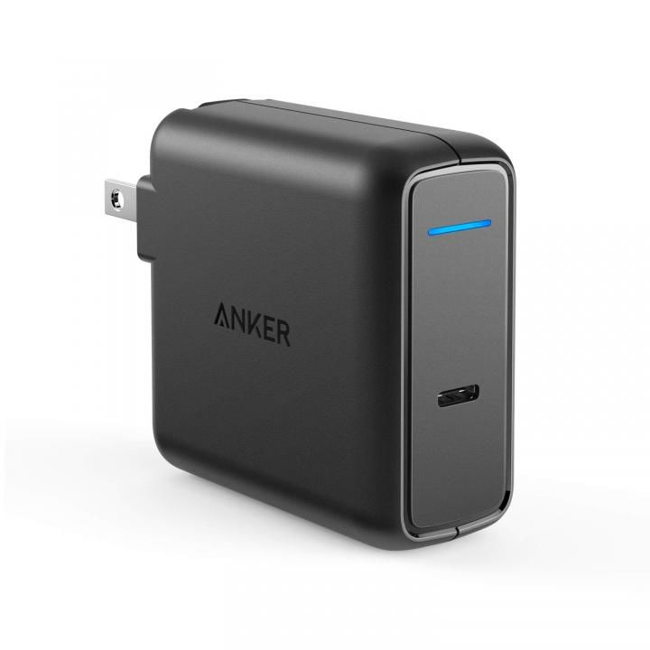 Anker PowerPort Speed PD 60 60W 1ポート USB-C ブラック_0