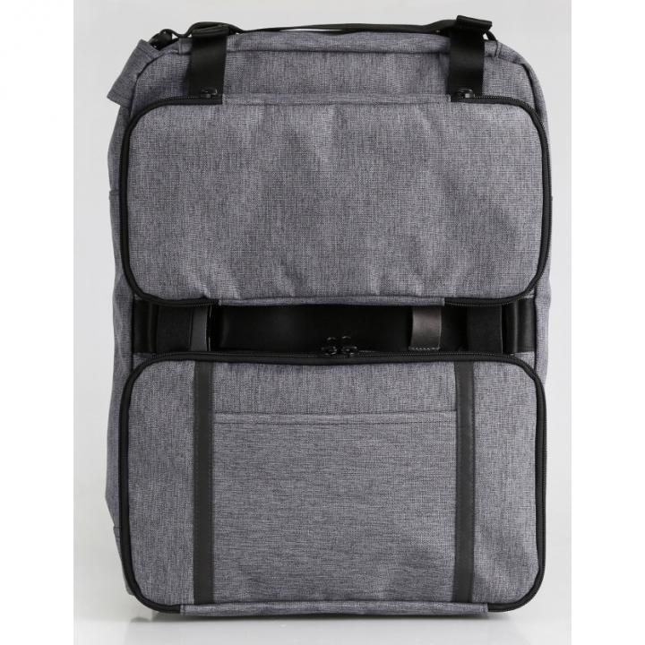 7つの使い方が出来る7Days Bag シルバー_0