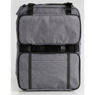 7つの使い方が出来る7Days Bag シルバー