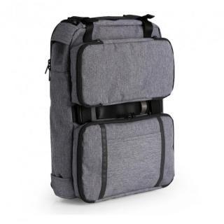 7つの使い方が出来る7Days Bag シルバー_1