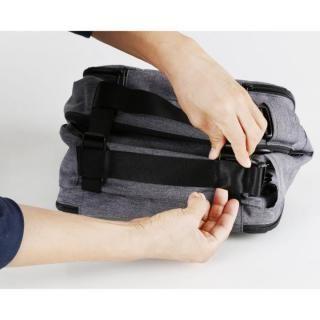 7つの使い方が出来る7Days Bag シルバー_8