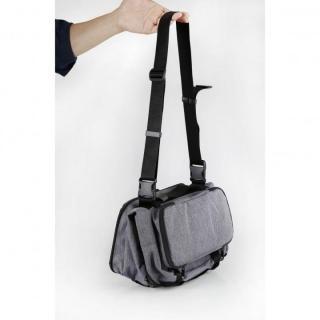 7つの使い方が出来る7Days Bag シルバー_10