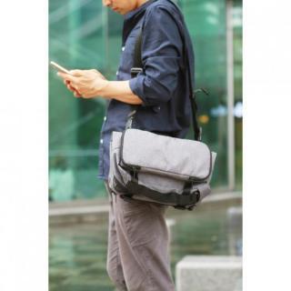7つの使い方が出来る7Days Bag シルバー_11